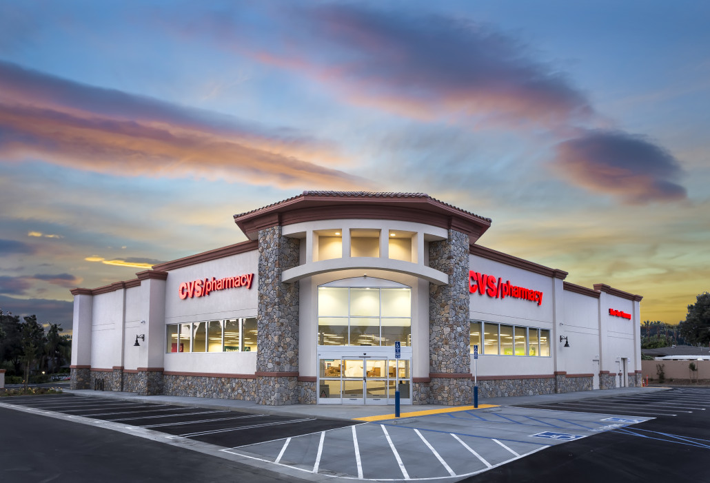 project completion - riverside cvs pharmacy