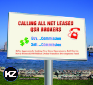 Calling all brokers